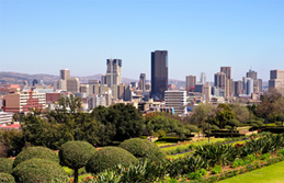 Pretoria Skyline, South Africa